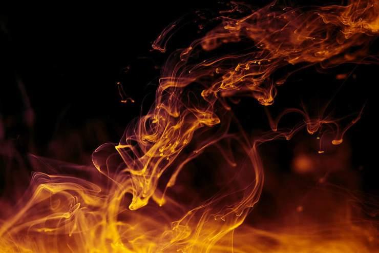 photo texture feu 2